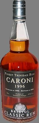 Caroni 1996 trinidad rum