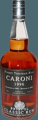 Medium caroni 1996 trinidad rum