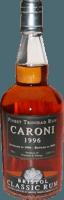 Small caroni 1996 trinidad rum
