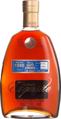 Medium olivers exquisito 1990 vintage solera rum 400px b