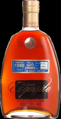 Olivers exquisito 1990 vintage solera rum 400px b