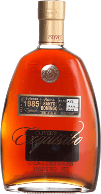 Medium olivers exquisito 1985 vintage solera rum 400px b