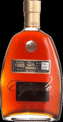 Olivers exquisito 1985 vintage solera rum 400px b