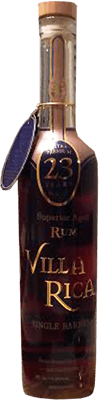 Medium villa rica 23 year rum