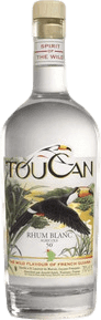 Toucan blanc rum 400px b