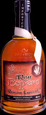 Ron espero reserva especial rum 400px b