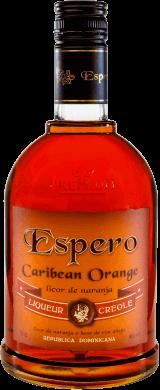 Ron espero caribbean orange rum 400px b
