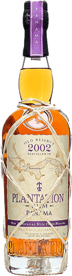 Medium plantation panama 2002 rum 400px b