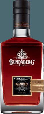 Medium bundaberg master distillers blenders edition 2014 rum 400px b