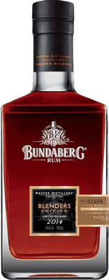 Medium bundaberg master distillers blenders edition 2014 rum 400px b