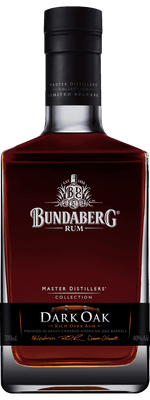 Medium bundaberg dark oak rum 400px b