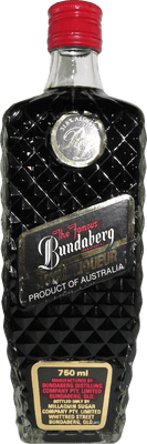 Medium bundaberg royal liqueur crystal cut rum 400px b