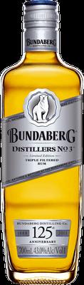 Bundaberg distillers no 3 rum 400px b