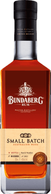 Bundaberg small batch rum 400px b