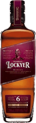 Medium bundaberg darren lockyer 6 year rum 400px b