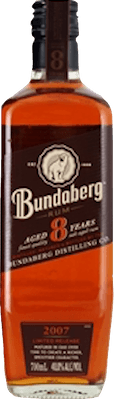 Medium bundaberg 8 year rum 400px