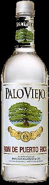 Palo viejo white rum 400px b