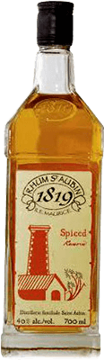 St. aubin reserve spiced rum 400px