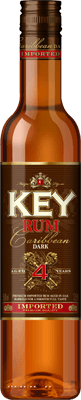 Medium key dark rum