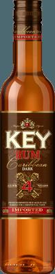 Medium key dark rum