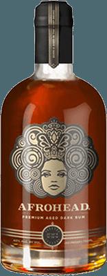 Medium afrohead original rum