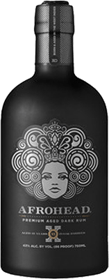 Medium afrohead xo rum