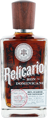 Medium ron relicario dominicano superior rum