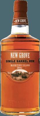 Medium new grove 2004 single barrel rum