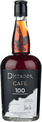 Medium dictador cafe 100 rum