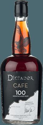 Medium dictador cafe 100 rum
