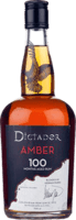 Small dictador amber 100 rum