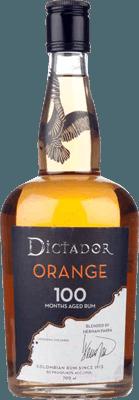 Medium dictador orange 100 rum