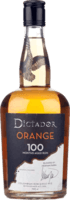 Small dictador orange 100 rum