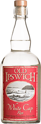 Medium old ipswich white cap rum 400px