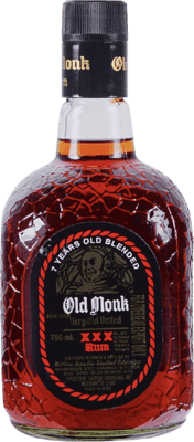 Medium old monk 7 year