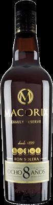 Macorix viejo reserva 8 year rum 400px
