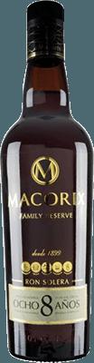 Medium macorix viejo reserva 8 year rum 400px