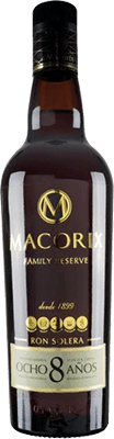 Medium macorix viejo reserva 8 year rum 400px