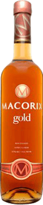 Medium macorix gold rum 400px