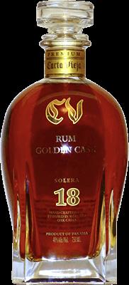 Carta vieja golden cask 18 year rum 400px