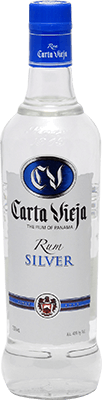 Medium carta vieja silver rum 400px