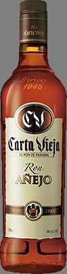 Carta vieja anejo rum