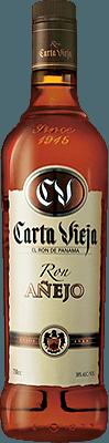 Medium carta vieja anejo rum