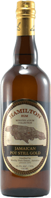 Medium hamilton jamaican gold rum 400px