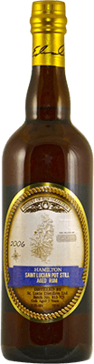 Hamilton saint lucian 7 year rum 400px