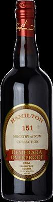 Hamilton guyana 151 rum 400px