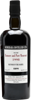 Medium uf30e enmore and port mourant 1998 rum