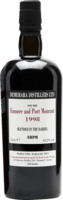 Small uf30e enmore and port mourant 1998 rum