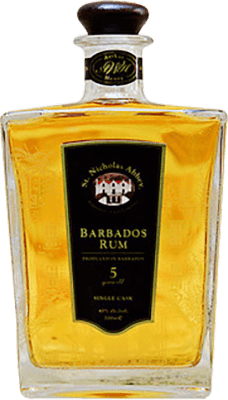 Medium st. nicholas abbey  5 year rum 400px