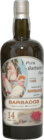 Small silver seal wildlife series barbados 1996 rum 400px